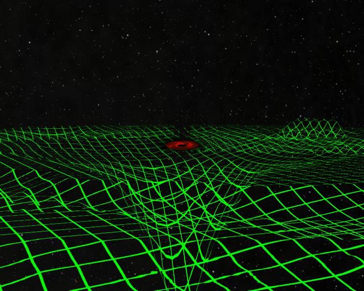 moving black hole - photo #17